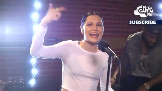 Jessie J - Price Tag (Capital Live Session)