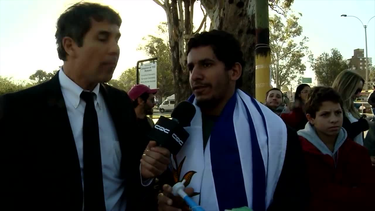 #CQC  Argentina Vs. Uruguay