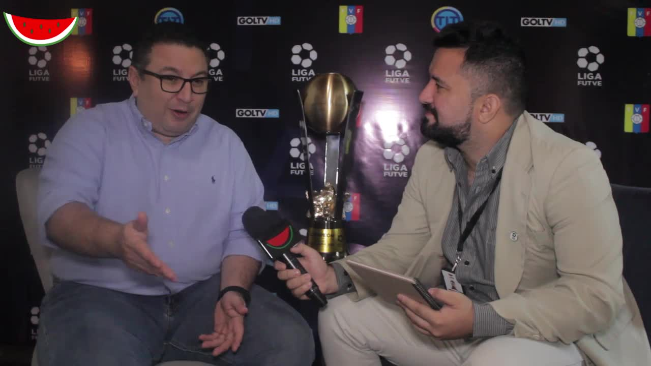 EN VIDEO: Rubén Villavicencio (@villafutve), presidente de @LigaFUTVE2018, hace un balance de la temporada 2018